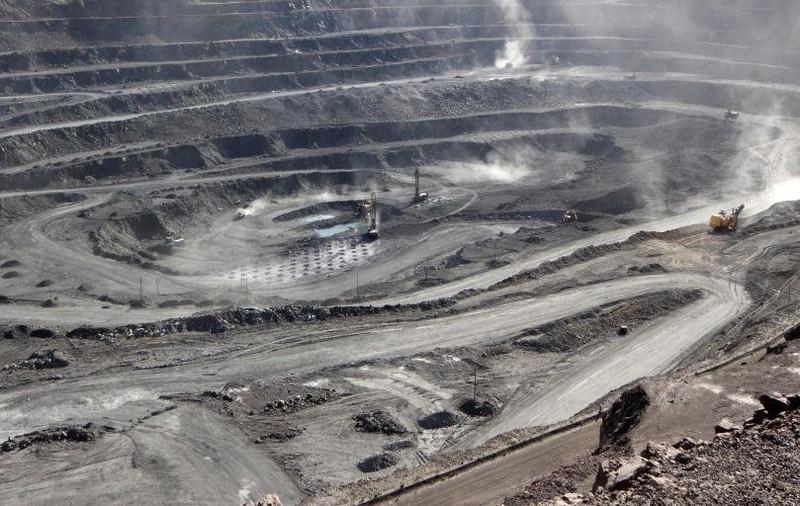Xuất khẩu đất hiếm Trung Quốc giảm mạnh - ảnh 1