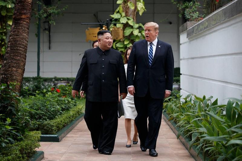 Ông Trump: Không cho phép CIA theo dõi Triều Tiên - ảnh 1