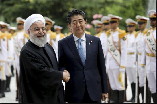 Thủ tướng Shinzo Abe tìm cách xoa dịu căng thẳng Mỹ-Iran - ảnh 1