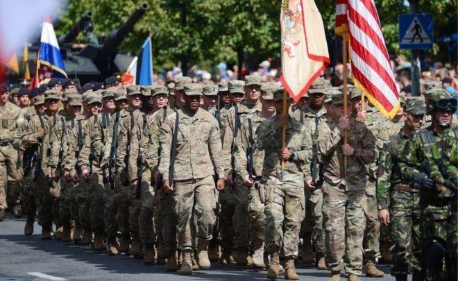 Nga cảnh báo NATO về việc Mỹ gửi quân đến Ba Lan - ảnh 1