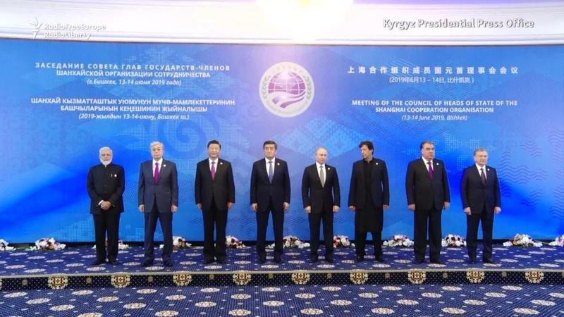 Trung Quốc mang nhiều nỗi lo tham dự Hội nghị SCO 2019 - ảnh 1