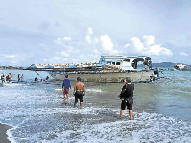 Lý do thuyền trưởng tàu cá bị đâm chìm không gặp ông Duterte - ảnh 1