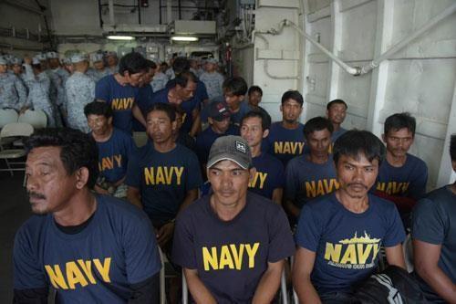 Lý do thuyền trưởng tàu cá bị đâm chìm không gặp ông Duterte - ảnh 2