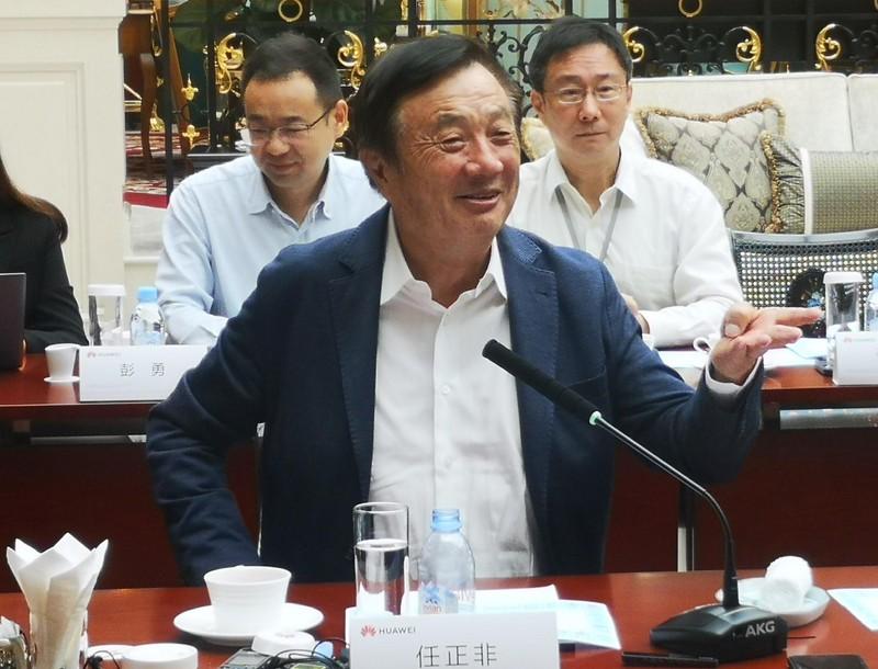 Bị Mỹ tấn công, Huawei vẫn đổ 100 tỉ USD vào hệ thống mạng - ảnh 1