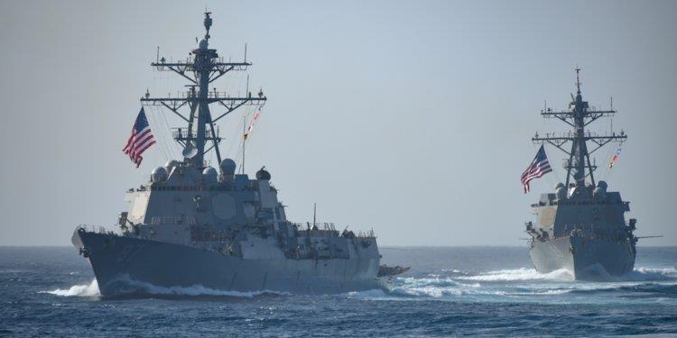 Biển Đông: Mỹ tăng cường ứng phó dân quân biển Trung Quốc - ảnh 1
