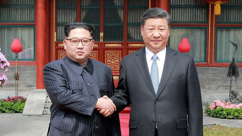 Ông Tập hứa đóng vai trò lớn hơn trong vấn đề Triều Tiên - ảnh 1