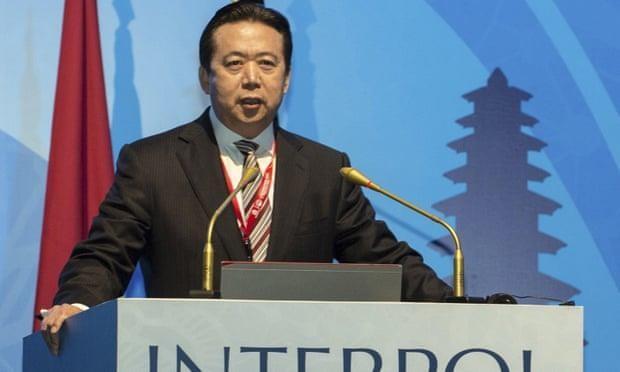 Cựu chủ tịch Interpol thừa nhận ăn hối lộ 2 triệu USD - ảnh 1