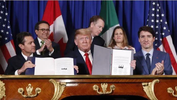 Hiệp định thương mại thay NAFTA 'qua ải' Thượng viện Mexico - ảnh 3