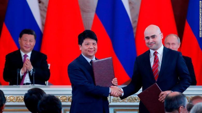 Huawei đòi các công ty Mỹ thêm tiền bản quyền  - ảnh 1