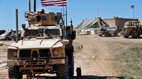 Mỹ chuẩn bị sơ tán các đối tác quân sự khỏi căn cứ ở Iraq - ảnh 1