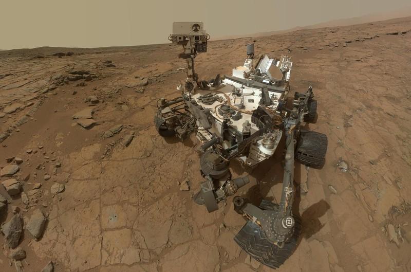 NASA tiết lộ thông tin về sự sống trên Sao Hỏa  - ảnh 1