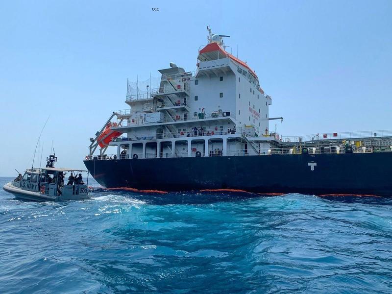 UAE lên tiếng về vụ Iran 'tấn công tàu dầu' - ảnh 1
