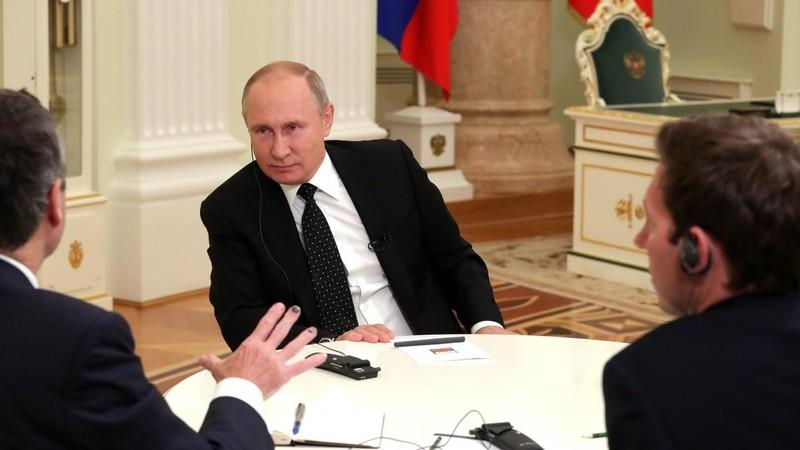 Ông Putin: Không để vụ Skripal ảnh hưởng quan hệ Nga-Anh - ảnh 1