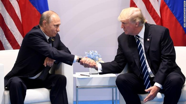 Ông Trump cảnh báo ông Putin không can thiệp bầu cử Mỹ - ảnh 1