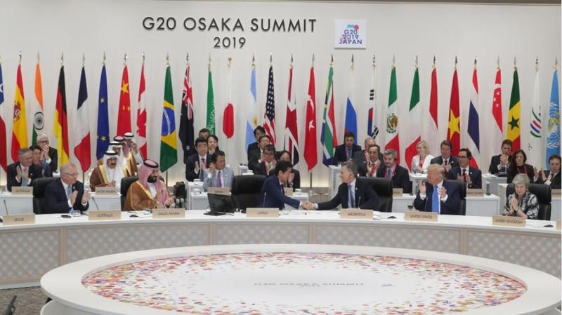 Kết quả của hội nghị thượng đỉnh G-20 - ảnh 1