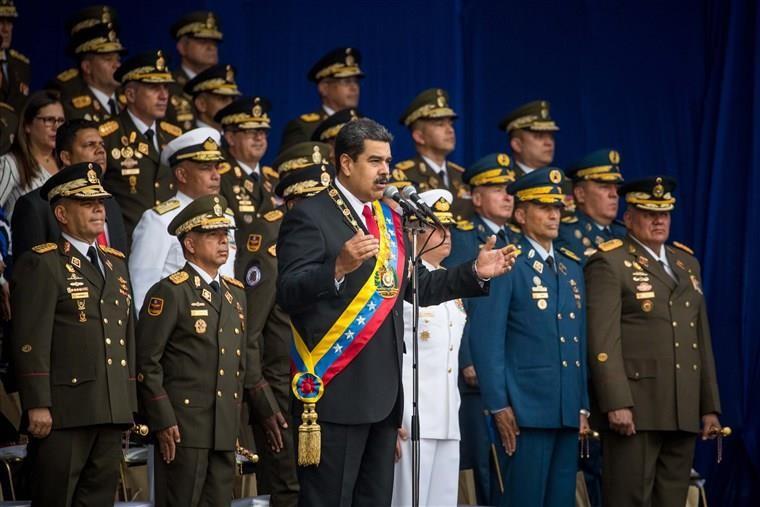 Ông Maduro tuyên bố khả năng đạt thỏa thuận với phe đối lập  - ảnh 1