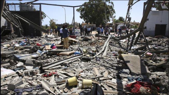 Tên lửa rơi, hàng trăm người chết: Mỹ, Liên Hiệp Quốc vào cuộc - ảnh 5