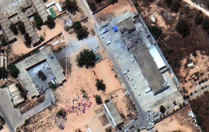 Tên lửa rơi, hàng trăm người chết: Mỹ, Liên Hiệp Quốc vào cuộc - ảnh 7