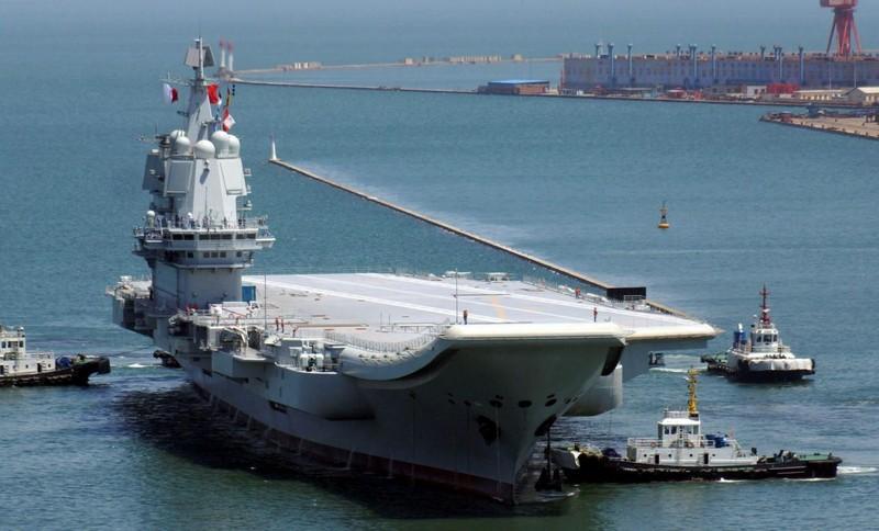 Bị cáo buộc thử tên lửa ở biển Đông, Trung Quốc nói gì? - ảnh 1