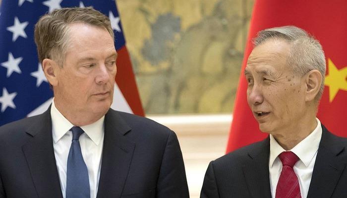 Thương chiến Mỹ-Trung: Bắt đầu đàm phán qua điện thoại - ảnh 1