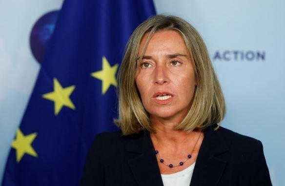 EU yêu cầu họp khẩn giữa các bên của thỏa thuận hạt nhân - ảnh 1