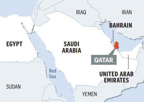Mỹ nồng hậu chào đón Qatar giữa căng thẳng vùng Vịnh - ảnh 2