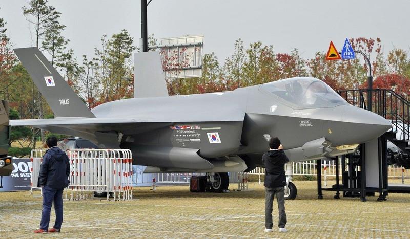 Triều Tiên doạ 'huỷ diệt' F-35A mới của Hàn Quốc   - ảnh 1
