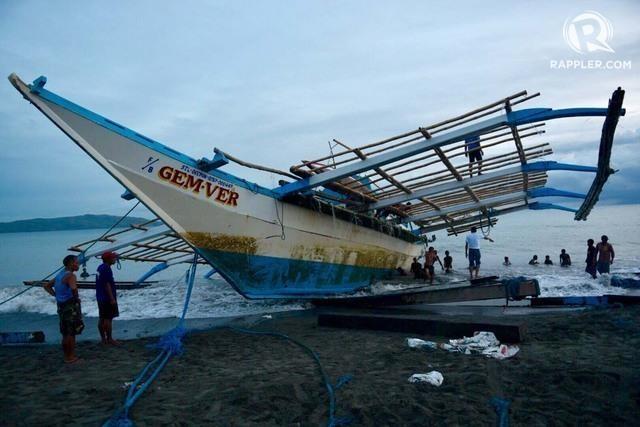Vụ tàu Philippines bị đâm chìm: Ngư dân quyết bám biển - ảnh 1