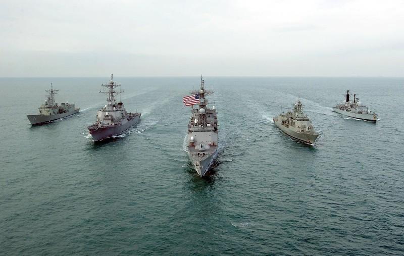 Mỹ yêu cầu 2 đồng minh điều quân đến gần Iran  - ảnh 1