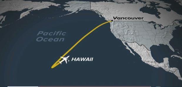 Máy bay Canada gặp nhiễu động mạnh, hàng chục người bị thương - ảnh 1