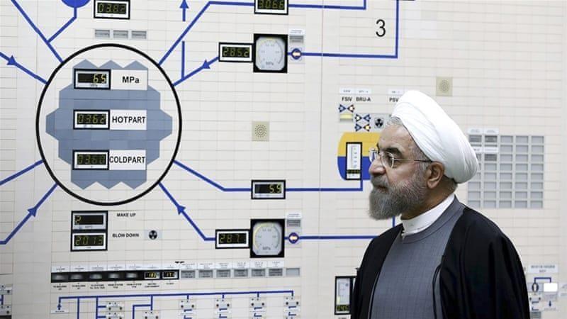 Iran chỉ chấp nhận đàm phán khi Mỹ bỏ cấm vận - ảnh 1