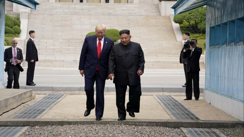 Triều Tiên tố Mỹ 'nuốt lời' khi tập trận chung với Hàn Quốc - ảnh 1