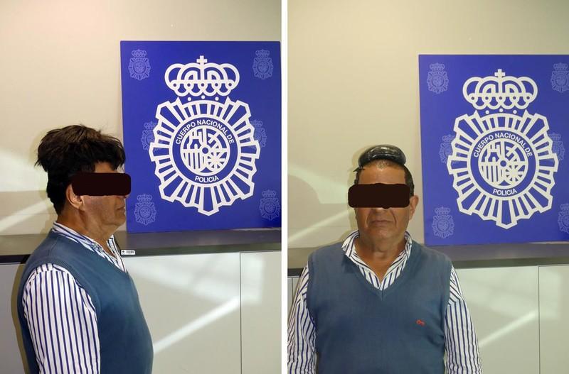 Tây Ban Nha: Cảnh sát bắt nghi phạm giấu ma túy … dưới tóc giả - ảnh 1