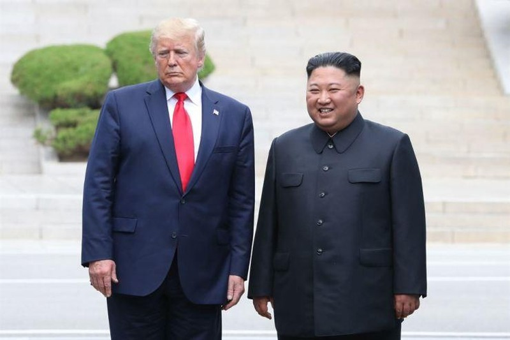 Đàm phán giữa Mỹ và Triều Tiên có thể bị trì hoãn? - ảnh 1