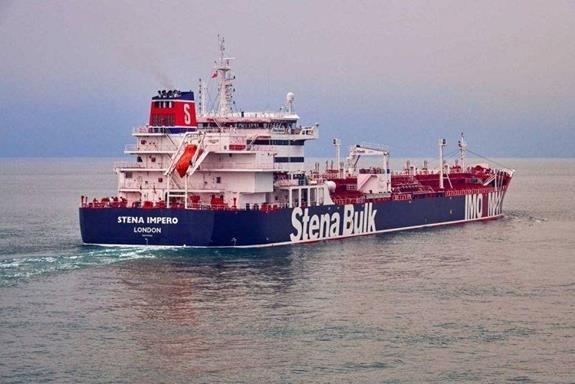 Tiết lộ mới về tình hình thủy thủ tàu Anh bị Iran bắt giữ - ảnh 1