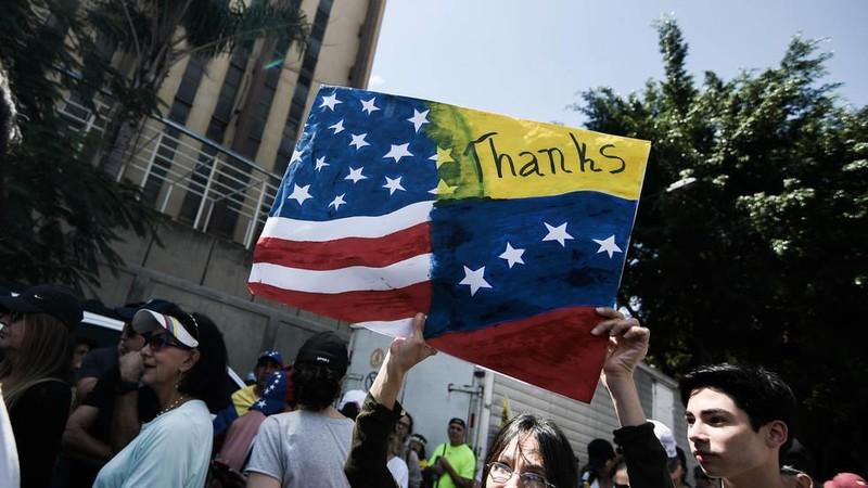 Ông Pompeo: Cuba, Nga, TQ, Iran phải 'rút khỏi' Venezuela - ảnh 1