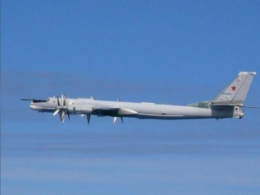 Nga-Trung tập trận trên không, gia tăng căng thẳng Đông Bắc Á - ảnh 1