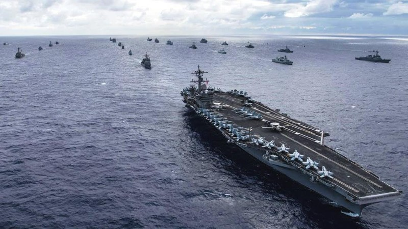 Trung Quốc chỉ trích Mỹ 'gây suy yếu sự ổn định thế giới' - ảnh 1