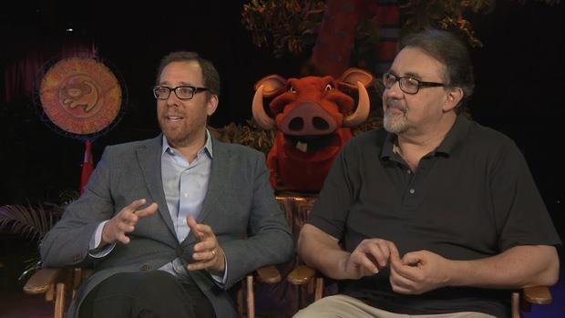Phim Lion King vướng nghi án đạo nhái hoạt hình Nhật  - ảnh 7