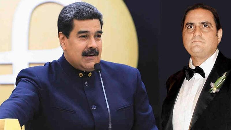 Con ông Maduro bị Mỹ áp lệnh trừng phạt - ảnh 2