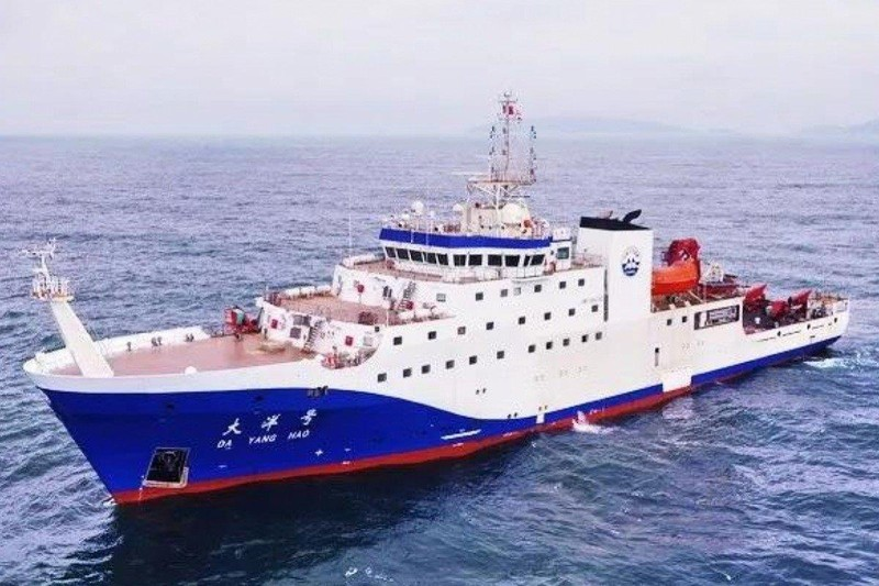 Biển Đông: Trung Quốc chuẩn bị triển khai thêm tàu thăm dò mới - ảnh 1