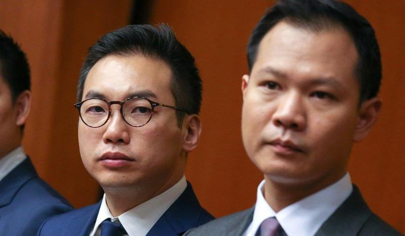 Hai phe nghị sĩ Hong Kong gặp các nhà lập pháp Mỹ - ảnh 1