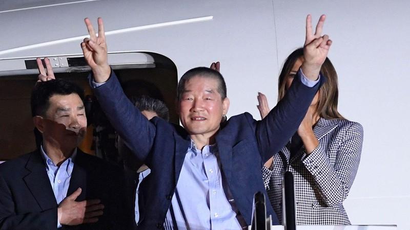 Người Mỹ được Triều Tiên tha tù thừa nhận làm gián điệp - ảnh 1
