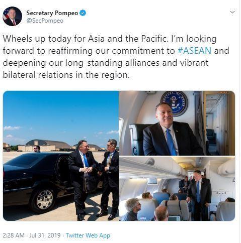 Vấn đề Biển Đông nóng tại Hội nghị Bộ trưởng Ngoại giao ASEAN - ảnh 3