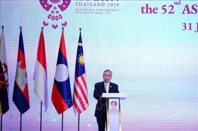 Vấn đề Biển Đông nóng tại Hội nghị Bộ trưởng Ngoại giao ASEAN - ảnh 2