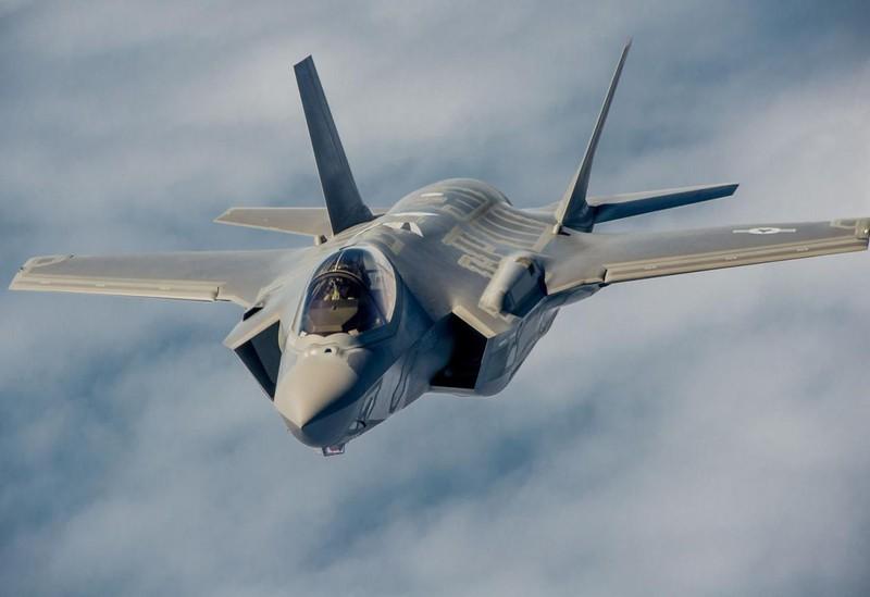 Mối lo gián điệp từ bộ mạch 'made in China' trong F-35 - ảnh 1