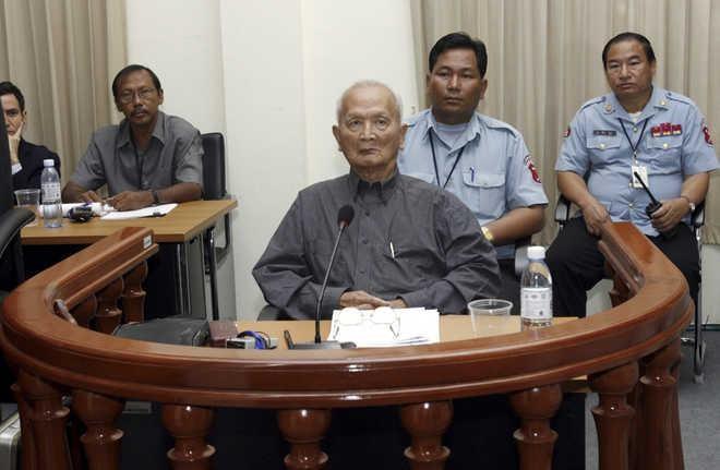 'Anh Hai' của chế độ diệt chủng Khmer Đỏ qua đời ở tuổi 93 - ảnh 1