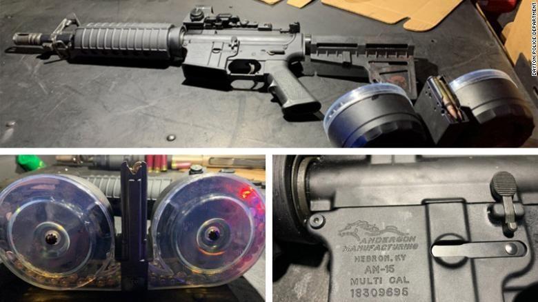 Hé lộ thêm thông tin về nghi phạm xả súng tại quán bar ở Ohio - ảnh 1