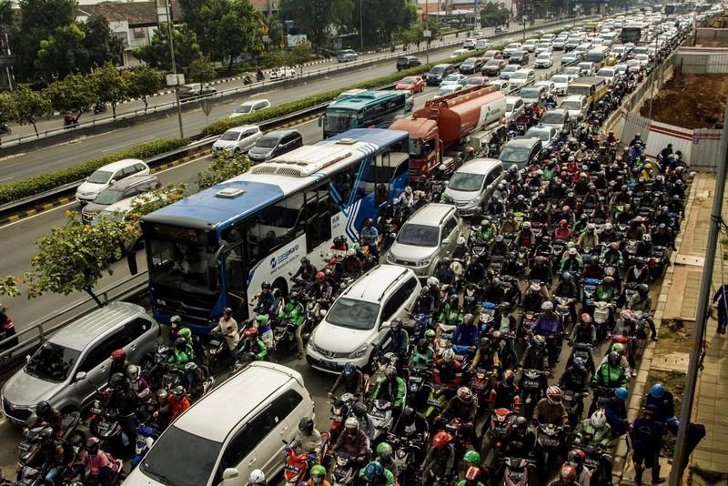 Tổng thống Indonesia xác nhận sẽ dời thủ đô khỏi Jakarta  - ảnh 1