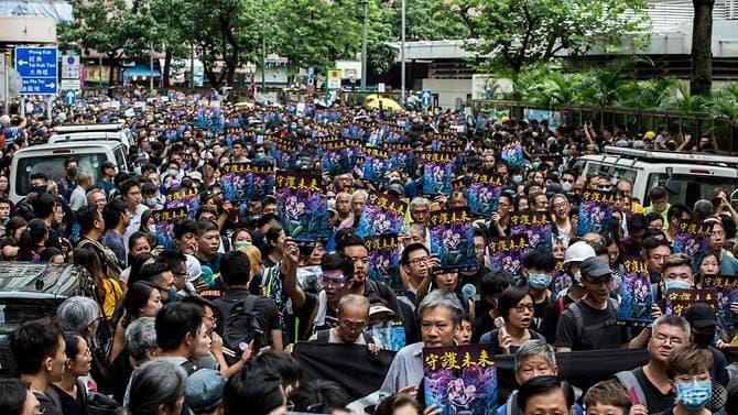 Mỹ đưa ra cảnh báo du lịch đối với Hong Kong - ảnh 2